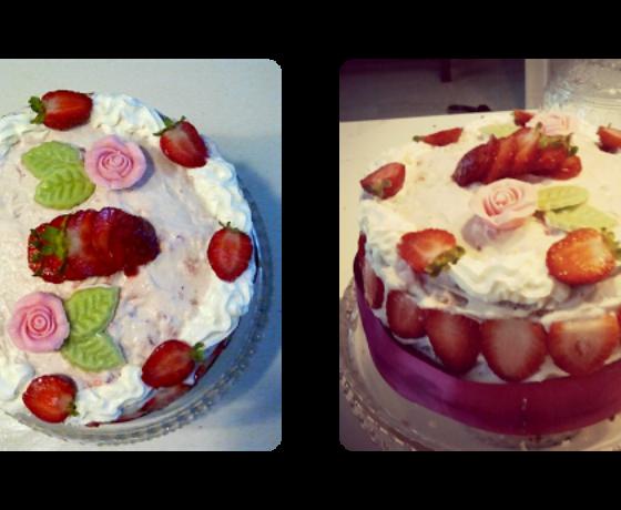Recette #2    – Gâteau d'anniversaire –