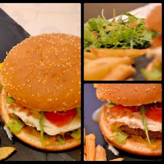 Recette #5 Burger maison