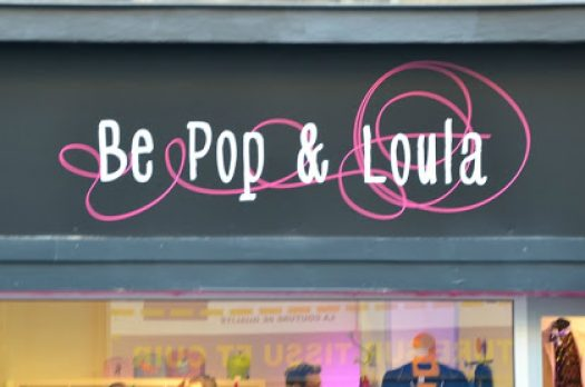 A la rencontre de Be Pop & Loula