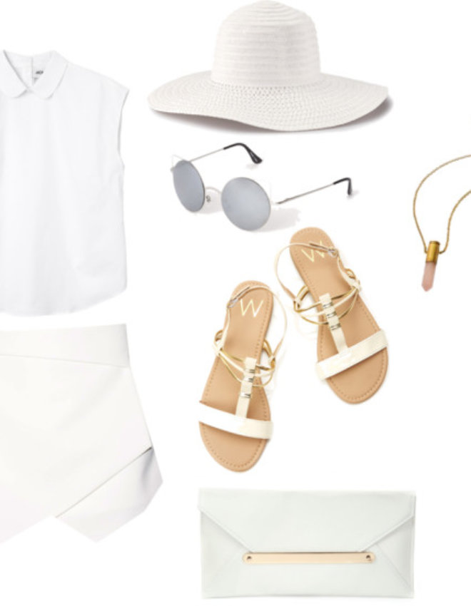 White Wishlist #1
