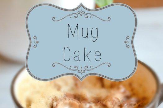 Recette #14   Mug Cake