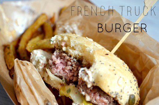 French Truck Burger à Nantes!