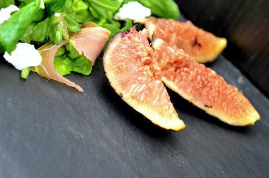 Salade Figue – Bleu d'auvergne