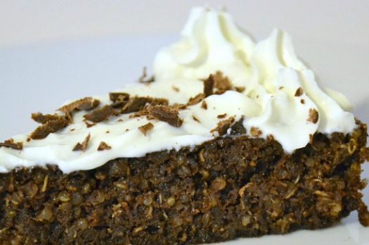 Recette n°51 – Gâteaux au quinoa – Gluten free –