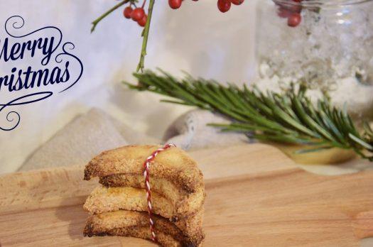Recette n°50 -Biscuit de Noël sans gluten-