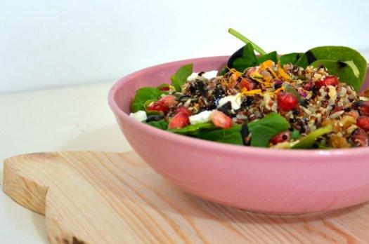 Recette n°55 – Salade vegé –