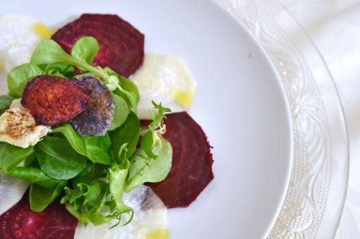 Recette n°53 – Salade et Chips Detox –