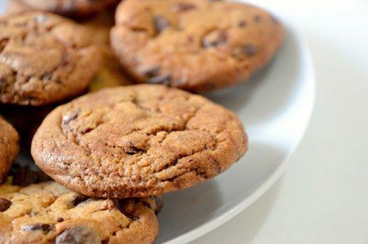 Cookies à base de crème dessert Soignon