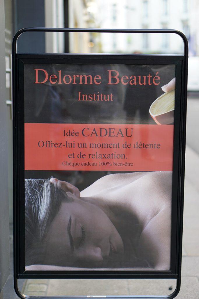 institut de beauté nantes