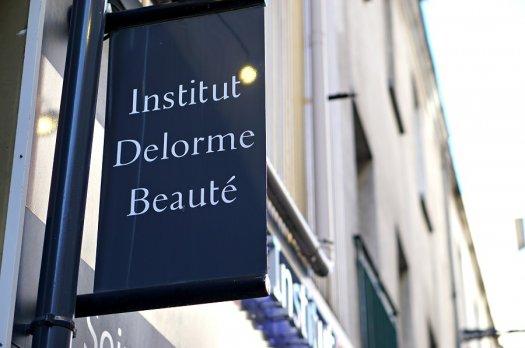 Adresse Nantaise: L'Institut Delorme Beauté