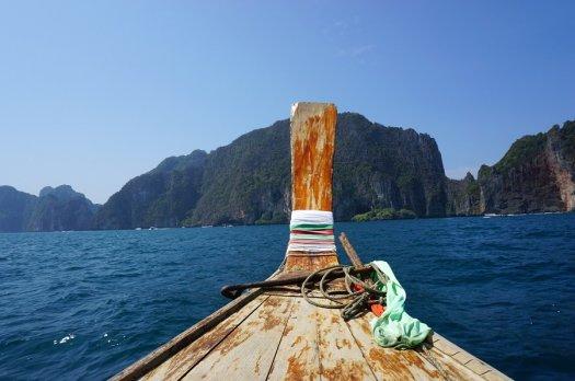 Ko Phi Phi: la mal aimée