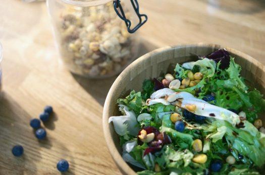"""Salade """"vite fait"""""""