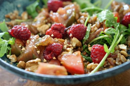 Salade compléte pour l'été