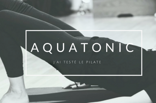 Du Pilate chez Aquatonic