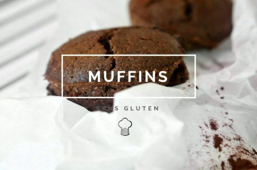 Muffins Chocolat (sans gluten)