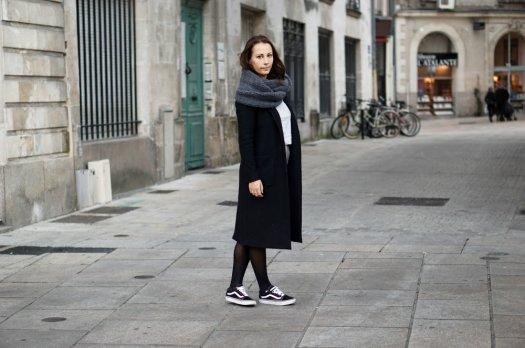 Le cas de la jupe argenté