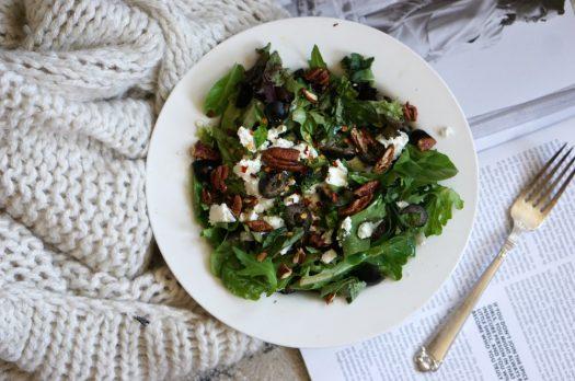 Salade Olive Feta