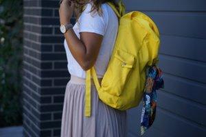 Look sac jaune