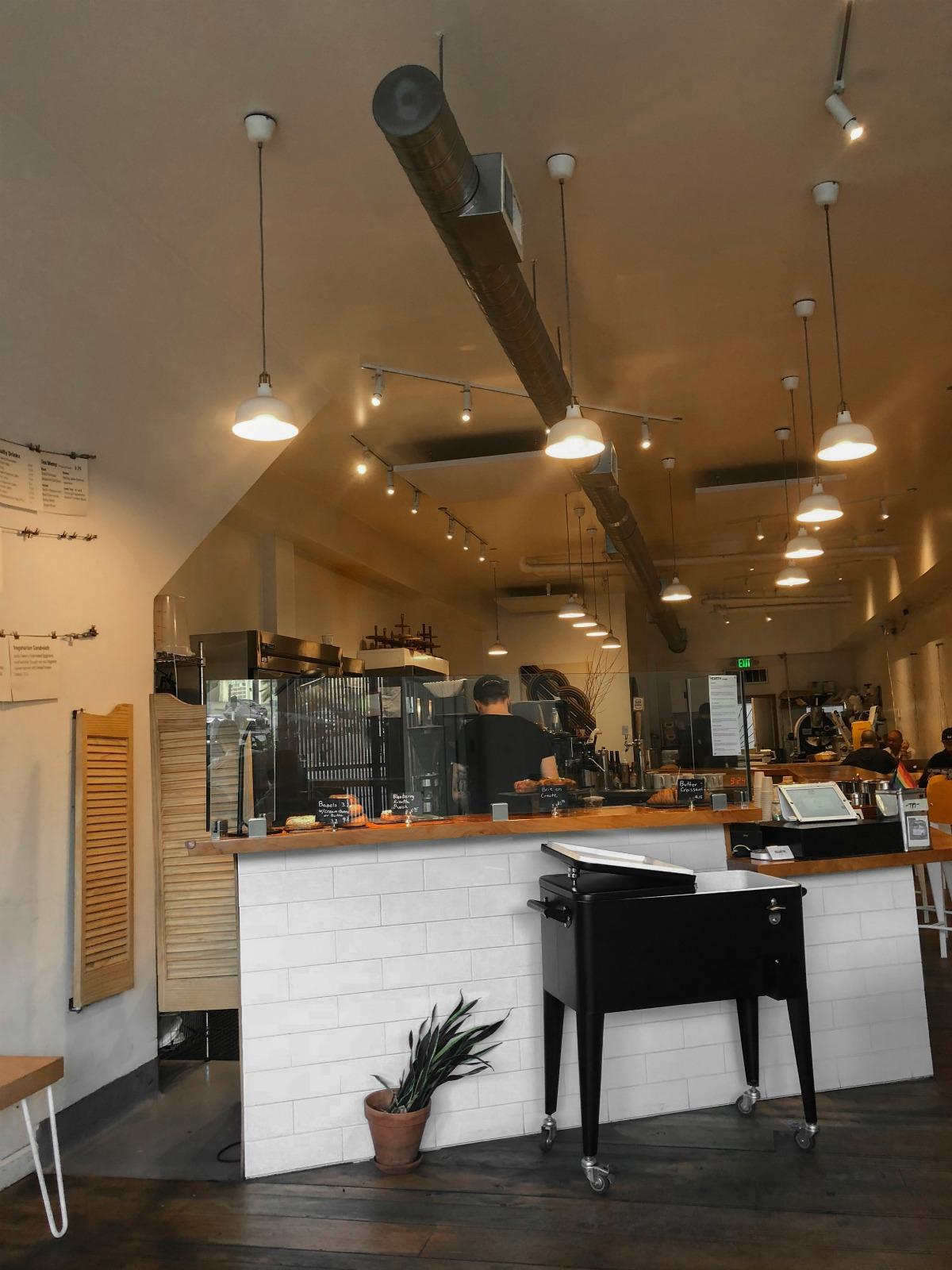 Hearth coffee Roasters
