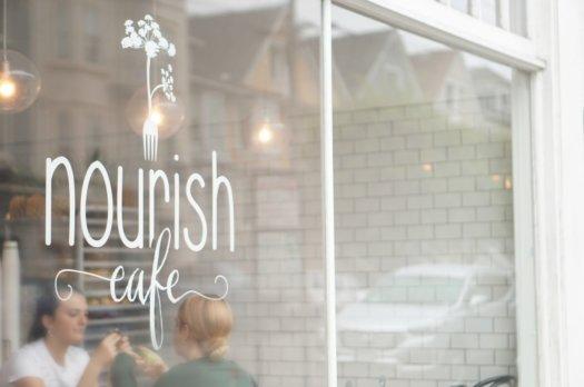 Nourish a Plant based café