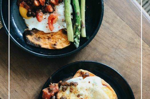 Idées recettes de printemps : parlons de patate douce et d'asperge