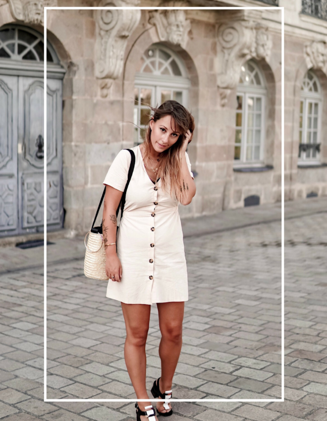 La petite robe tendance