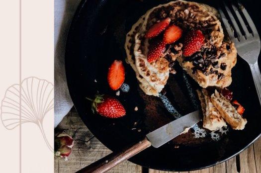 Les meilleurs pancakes vegan