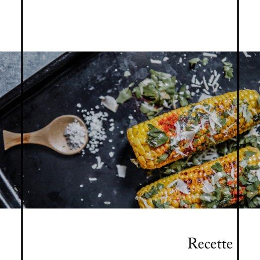 Prêt en 10 minutes: maïs rôti