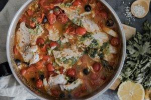 recette poisson facile