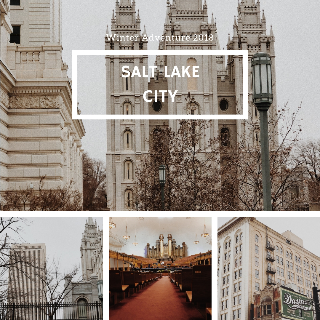 Salt Lake city guide
