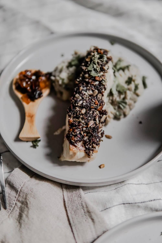 Recette poisson aux olives