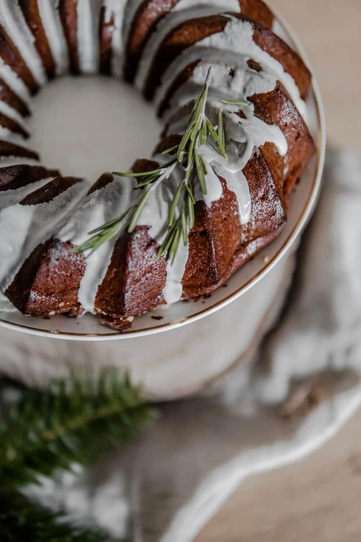 Couronne de Noël aux dattes