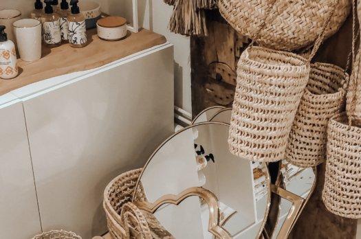 Eniamor , une nouvelle boutique de déco aux accent marocain à Nantes
