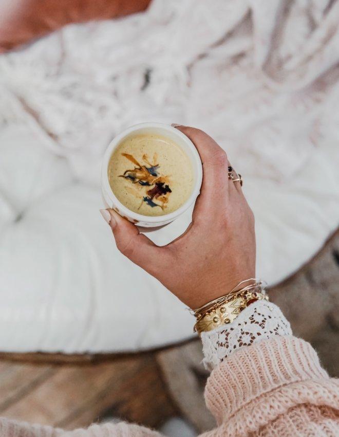 Tumeric Latte – tout les bienfaits du Curcuma dans une boisson