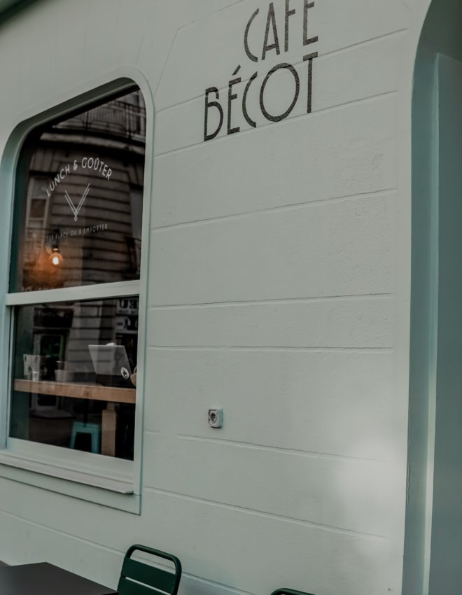 Café Bécot – Bistrot & Coffee shop