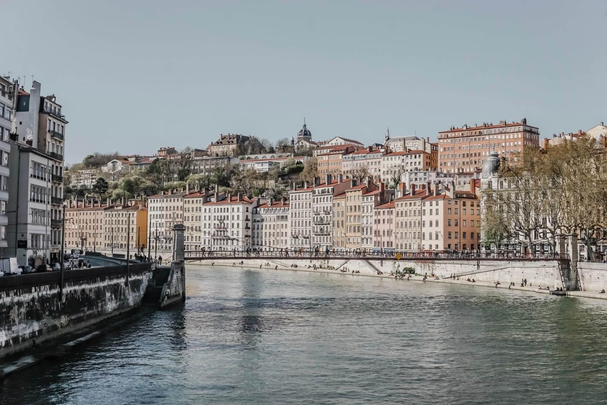 Lyon city guide