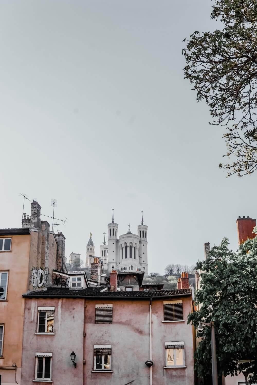 Lyon basilique fourviére