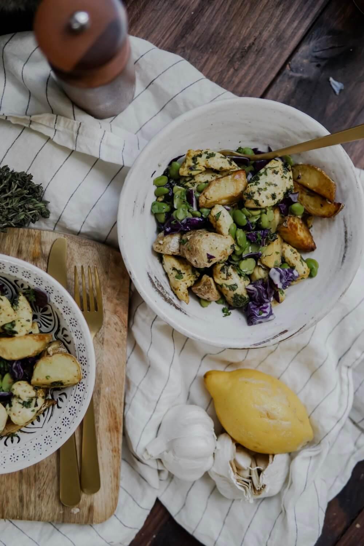 recette de fèves