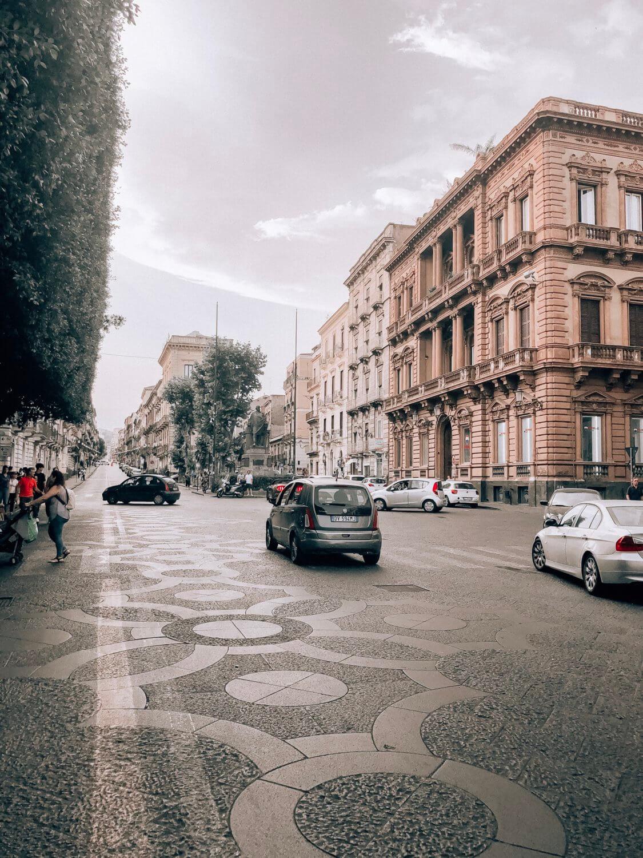 Catane Sicile