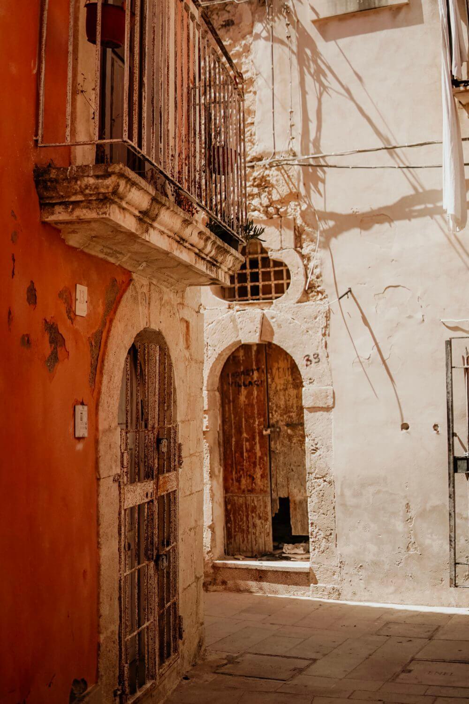 Ortigia Syracuse