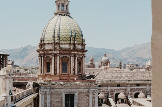 Voyage en Sicile : Palerme