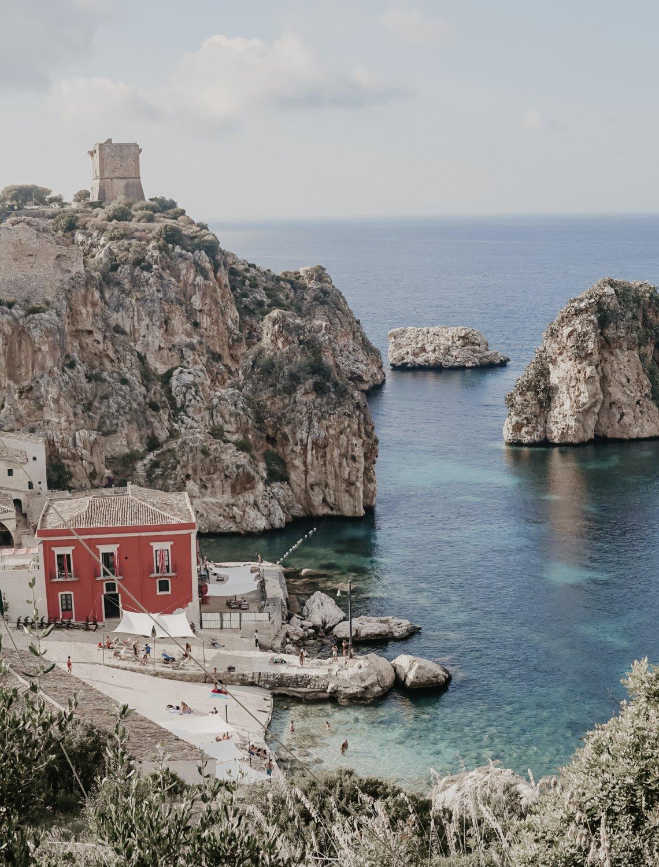 Une semaine en Sicile