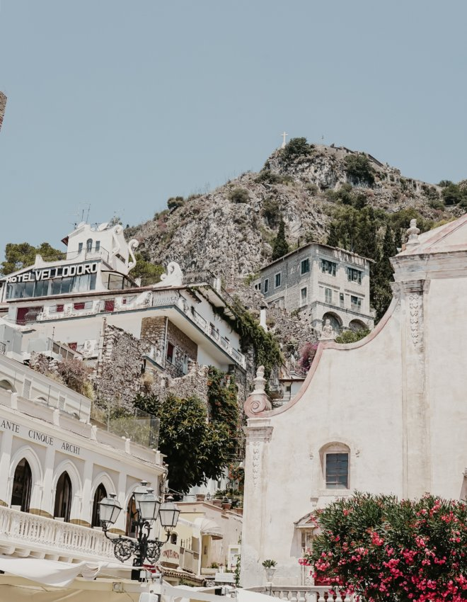 Visitier la sicile: Taormina