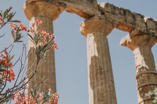 Voyage en Sicile: La vallée de temples & Scala dei Turchi