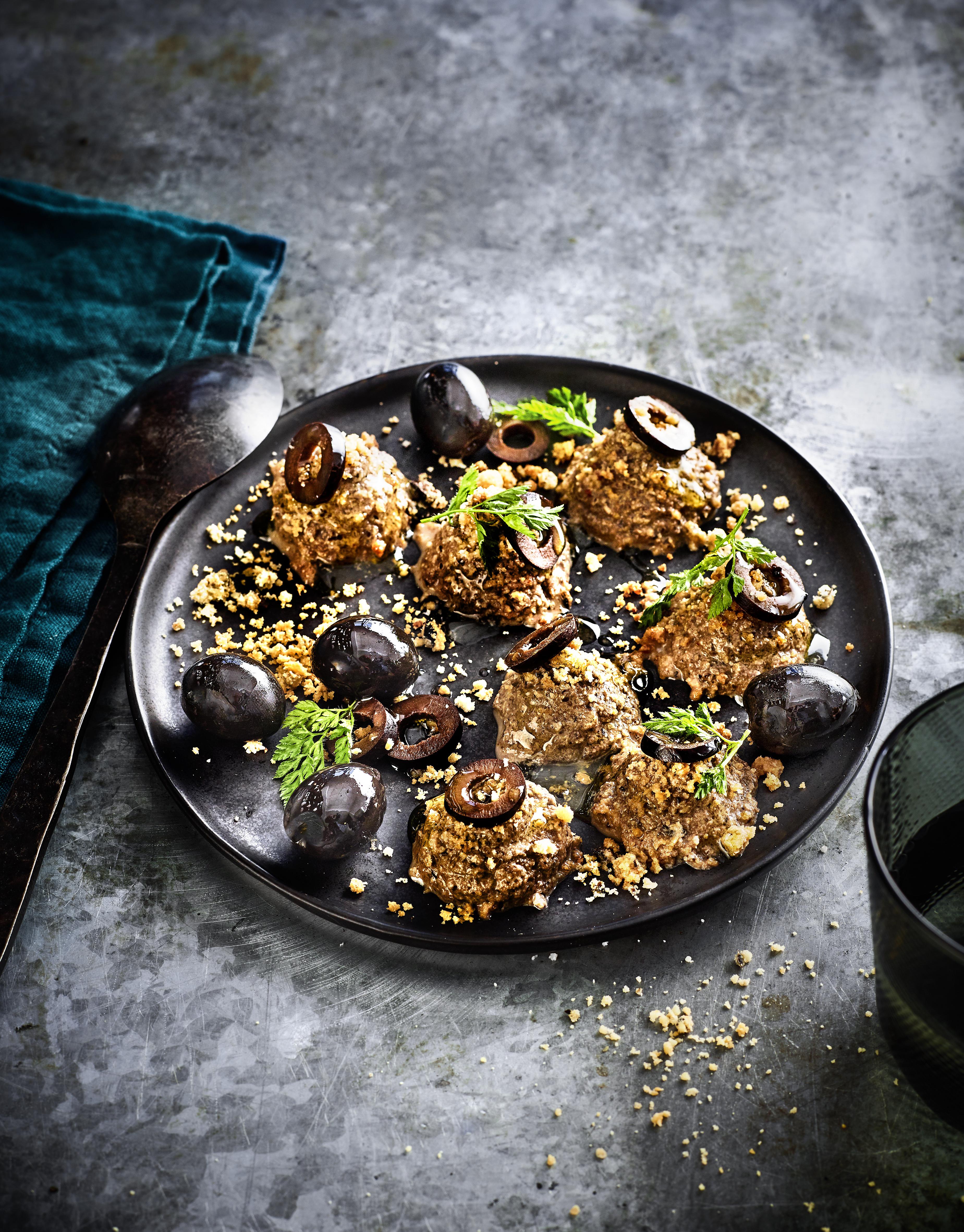 Recette olives