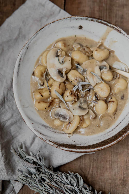 recette de gnocchis
