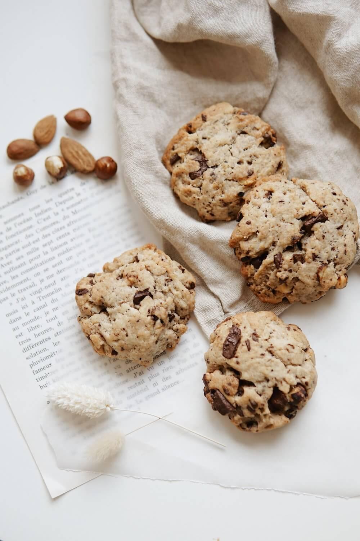 La recette des cookies parfaits (vegan)